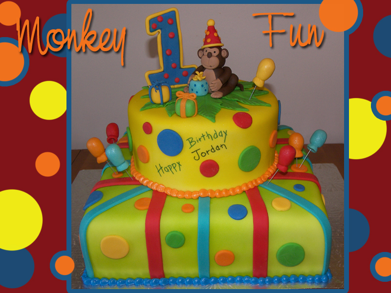 Monkey Cakes Cake Ideas And Designs