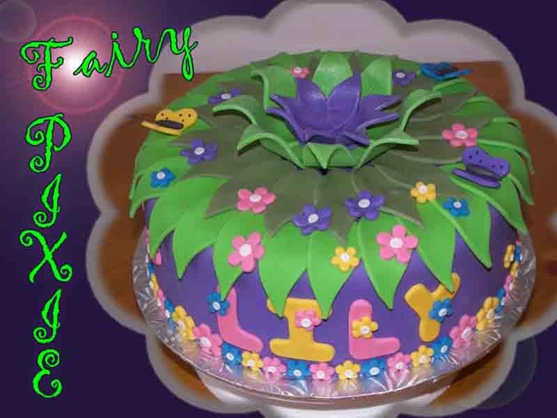 Cake Images For Girl Birthday : Birthday Cakes for Girls